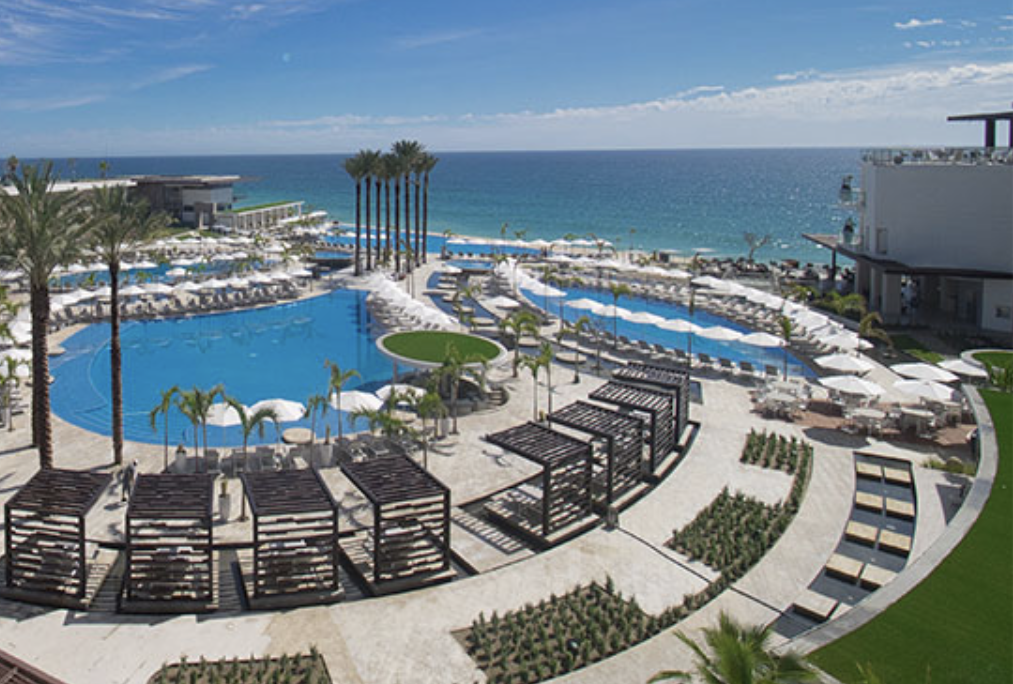 Le Blanc Spa Resort Los Cabos Grand Opening